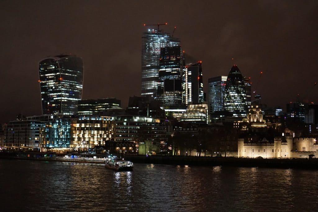 skyline-london