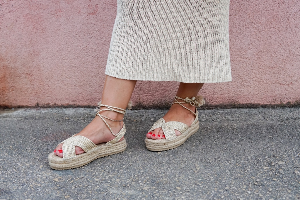 stroh-sandalen